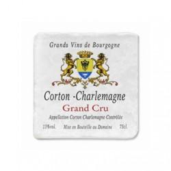 BLASON CORTON CHARLEMAGNE -...