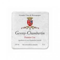 BLASON GEVREY CHAMBERTIN -...